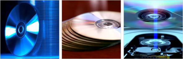 CD/DVD sokszorositás